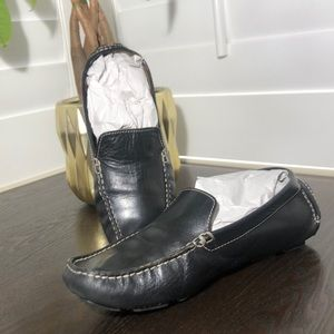 Cole Haan leather flats size 8